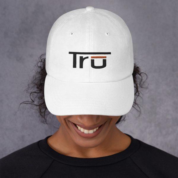 TRU Hat White