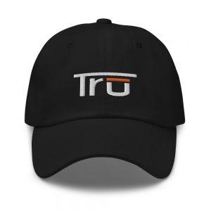 TRU-hat-black