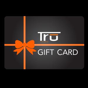 TRU gift cards